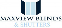 MAXVIEW BLINDS SHUTTERS LOGO