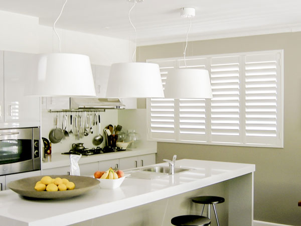 custom plantation shutters highlight