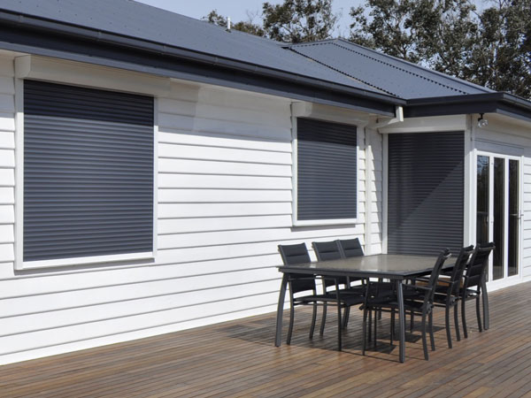 custom roller shutters highlight
