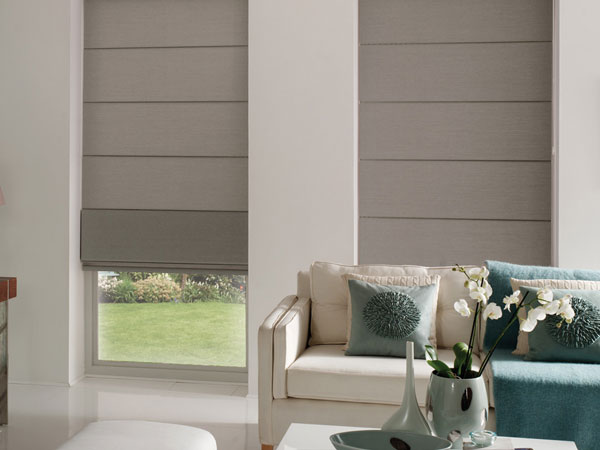 Custom Roman Blinds Newcastle Maxview Blinds Amp Shutters